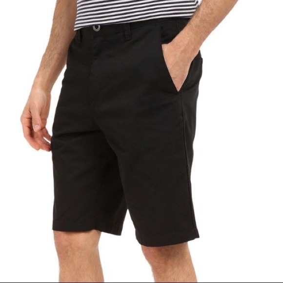 Volcom Other - Men's Volcom Black Frickin Chino Shorts
